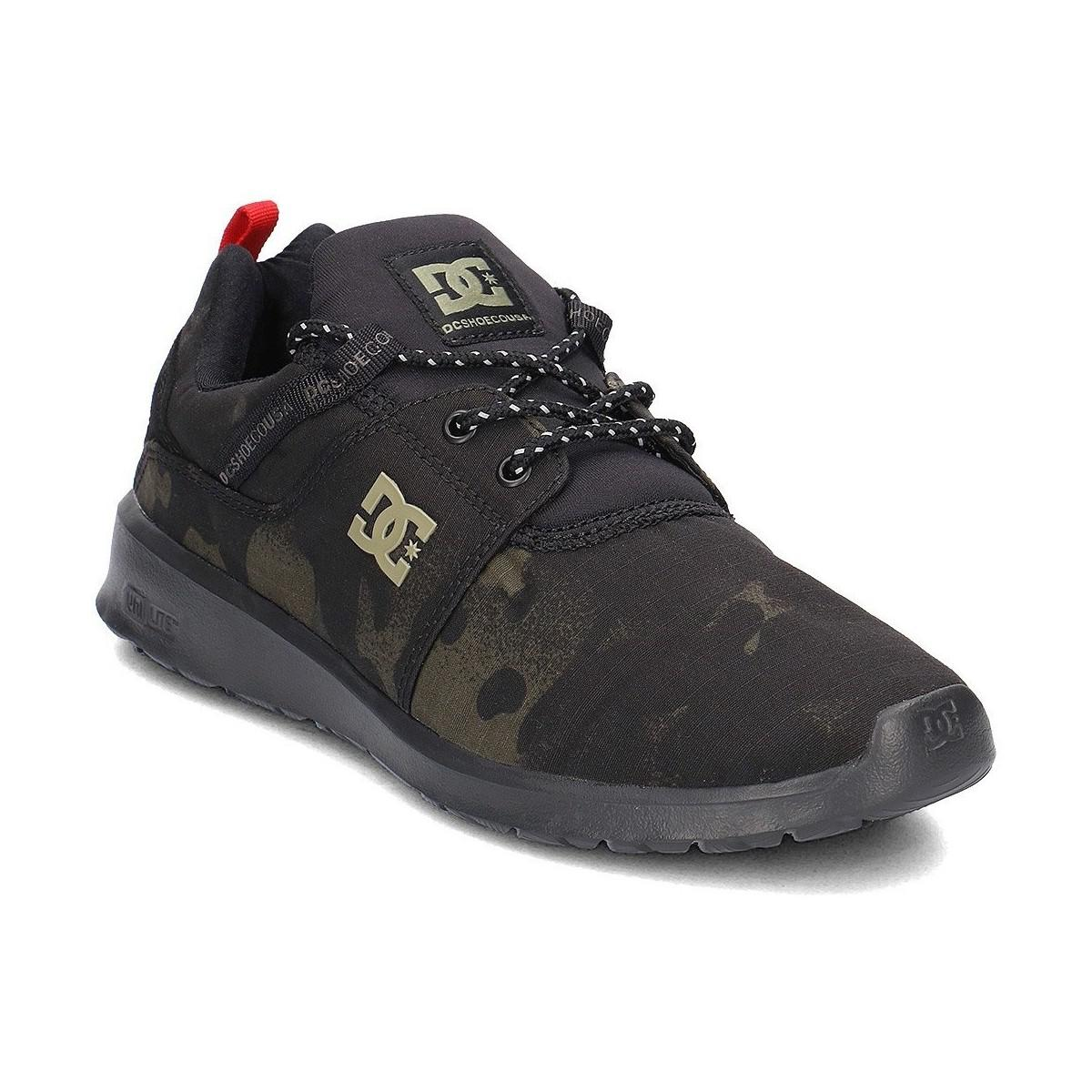 cb31151e9e DC Shoes Heathrow Tx Se Men's Shoes (trainers) In Black in Black for ...