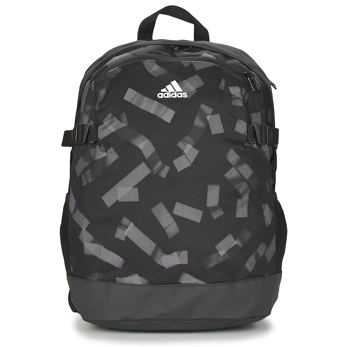 Adidas Bp Power Iv Men s Backpack In Black in Black for Men - Lyst 7a94371cc47a3