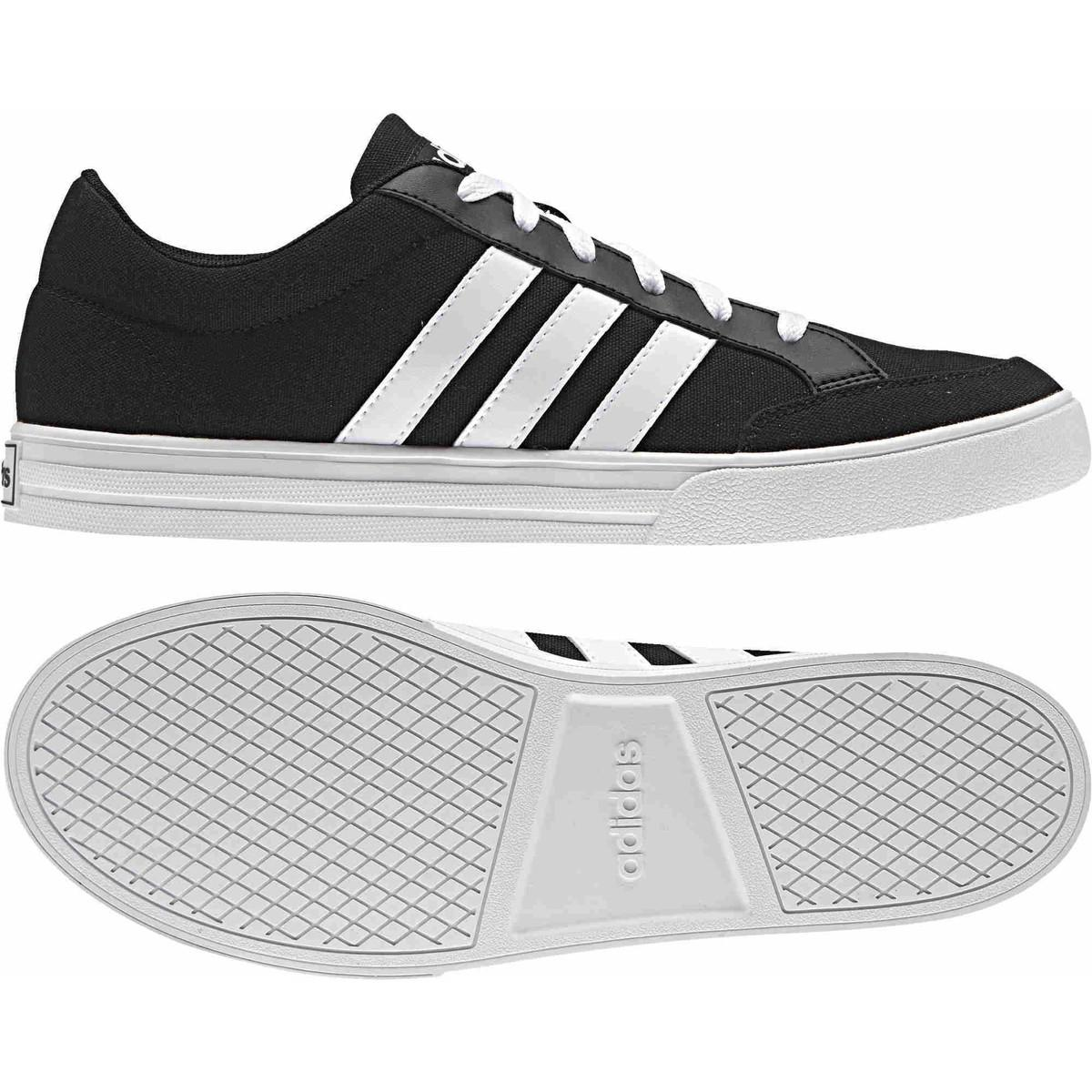 912ebb6e adidas Vs Set Men's Shoes (trainers) In Black in Black for Men - Lyst