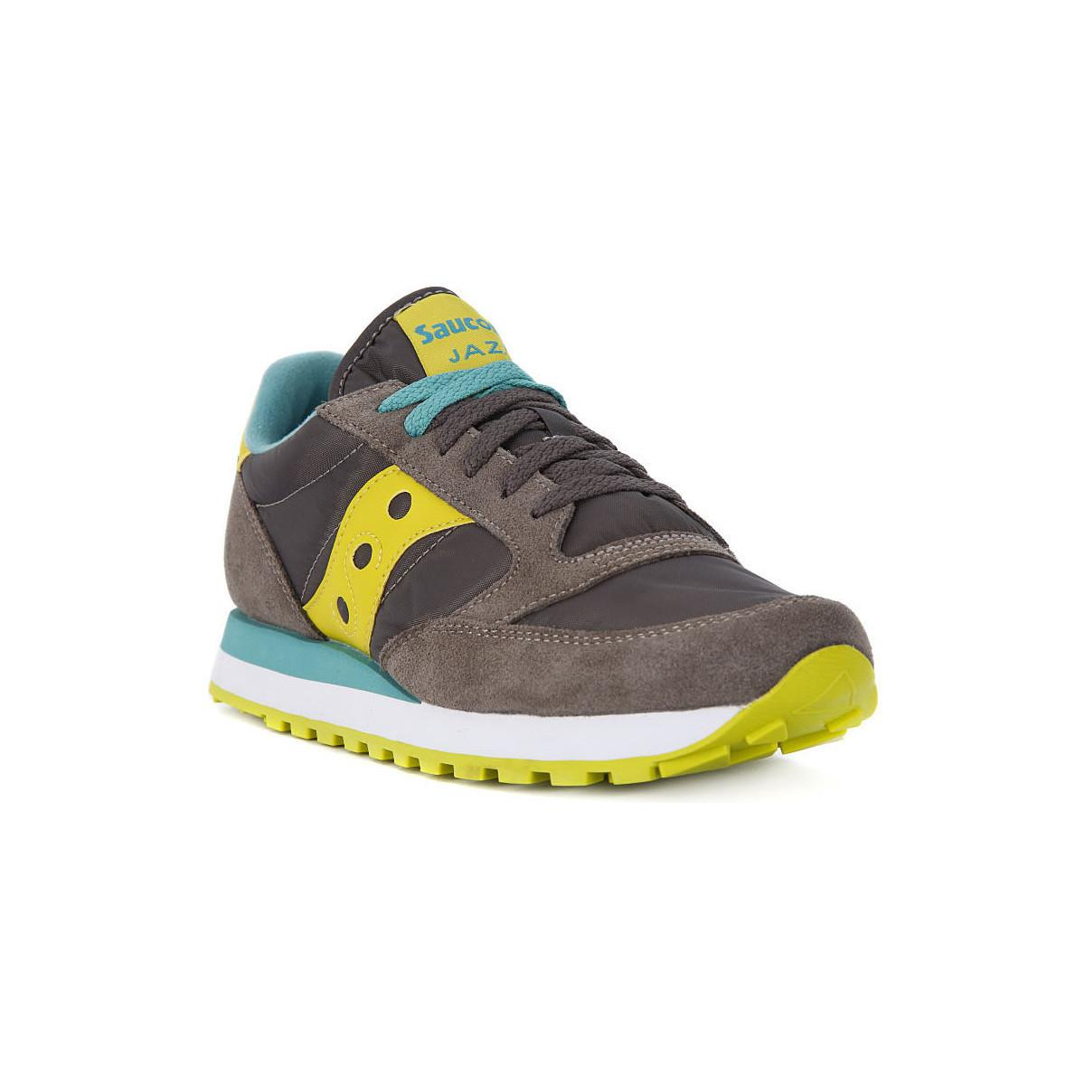 Saucony Jazz Charcoal Green women's Shoes (Trainers) in Outlet Eastbay Cheapest Price fBAlU