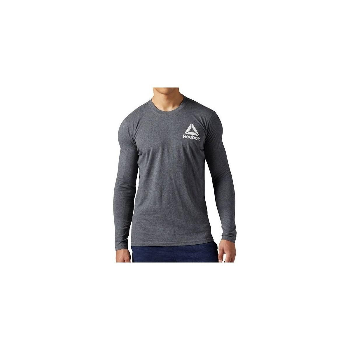 Reebok Americana Ls Men s In Grey in Gray for Men - Lyst f15d629a949