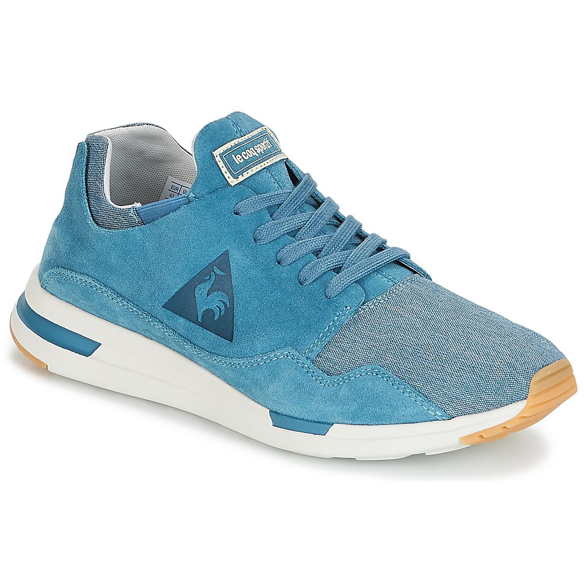 d3c0ef4153eb Le Coq Sportif Lcs R Pure Summer Craft Men s Shoes (trainers) In ...