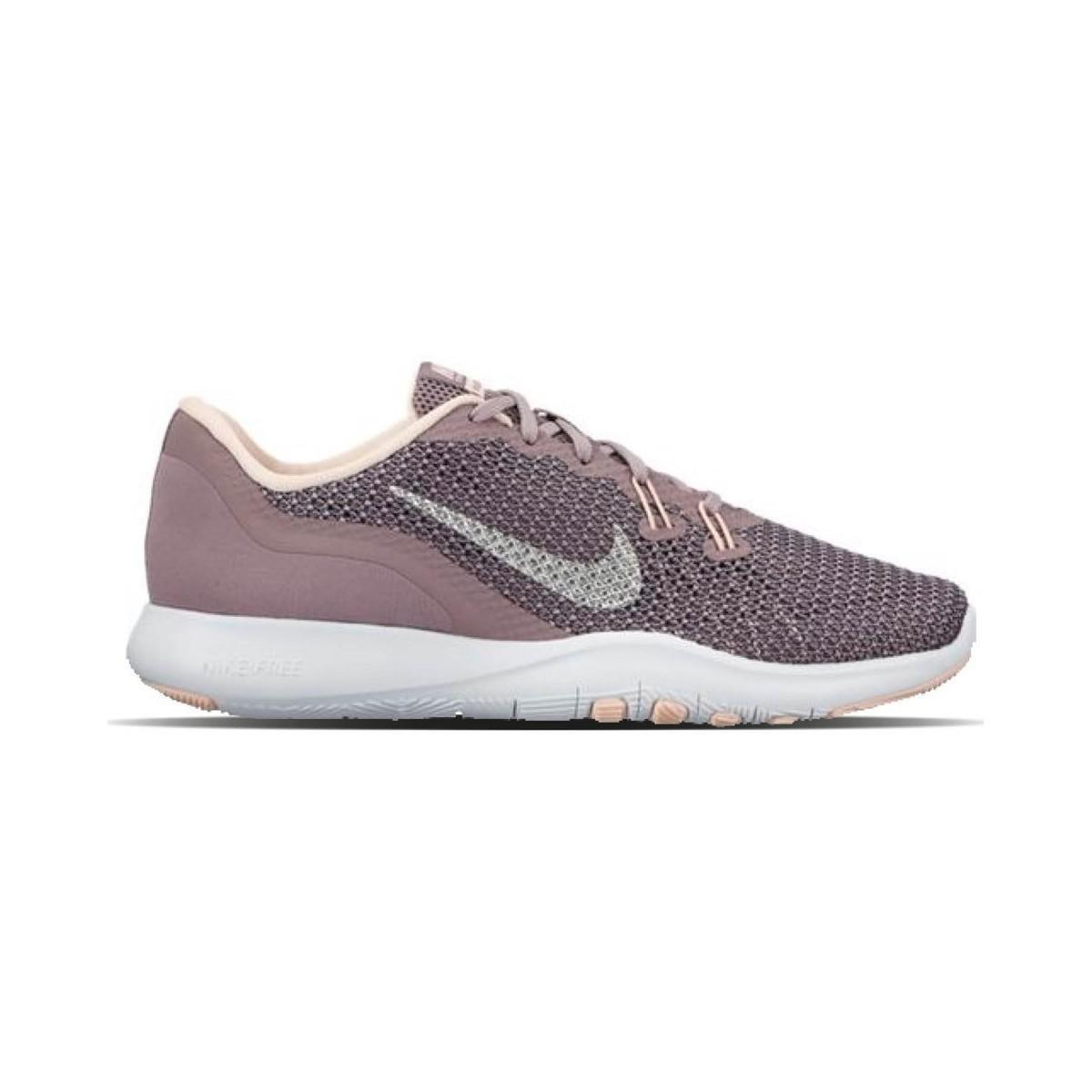 66649ff01 Nike Flex Tr 7 Bionic 917713 200 Women s Shoes (trainers) In Purple ...