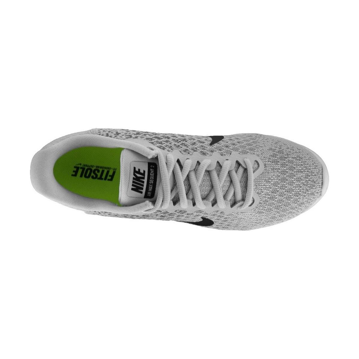 Nike Air Max Sequent Homme Chaussures  (trainers) In Blanc in Blanc for