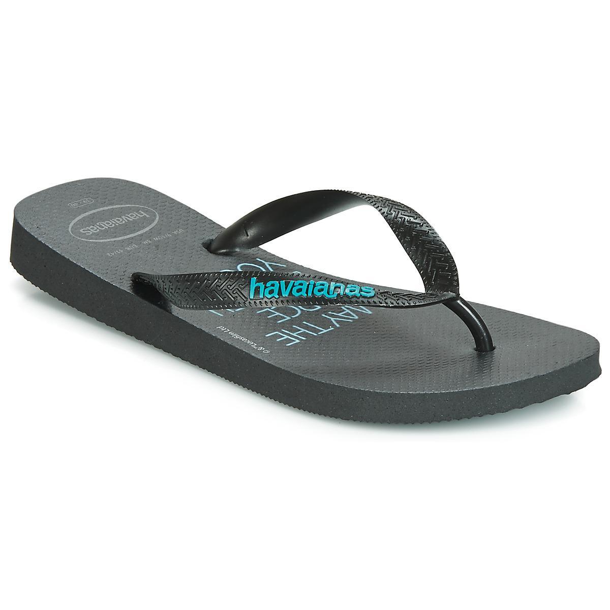 50020374885d Havaianas Star Wars Men s Flip Flops   Sandals (shoes) In Black in ...