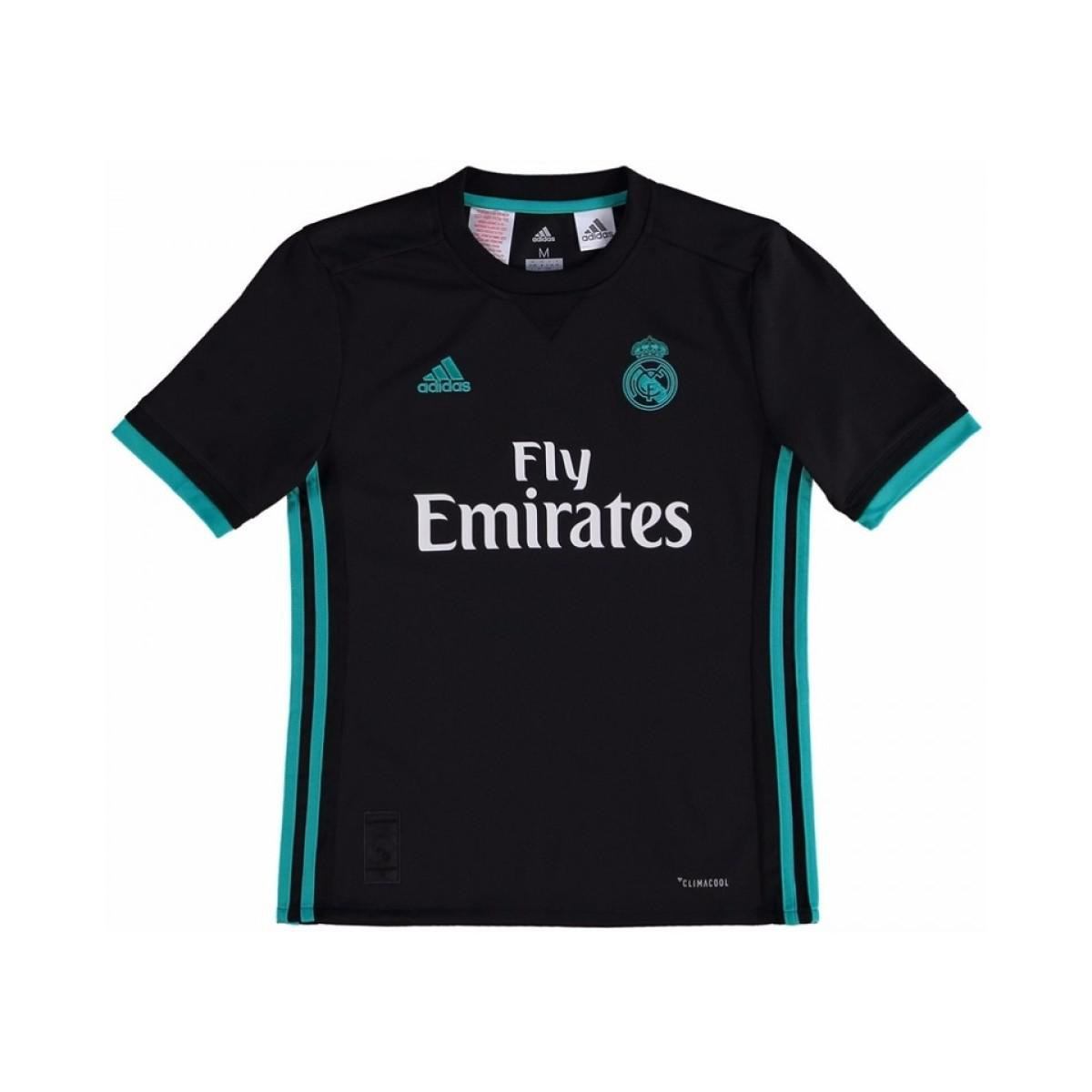824d6f8f0 adidas 2017-18 Real Madrid Away Shirt - Kids (marcelo 12) Women s T ...
