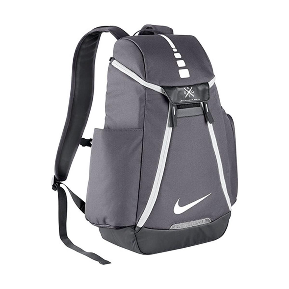 Nike Hoops Elite Max Air Team 20 Women s Backpack In Grey in Gray ... 437dc4b366