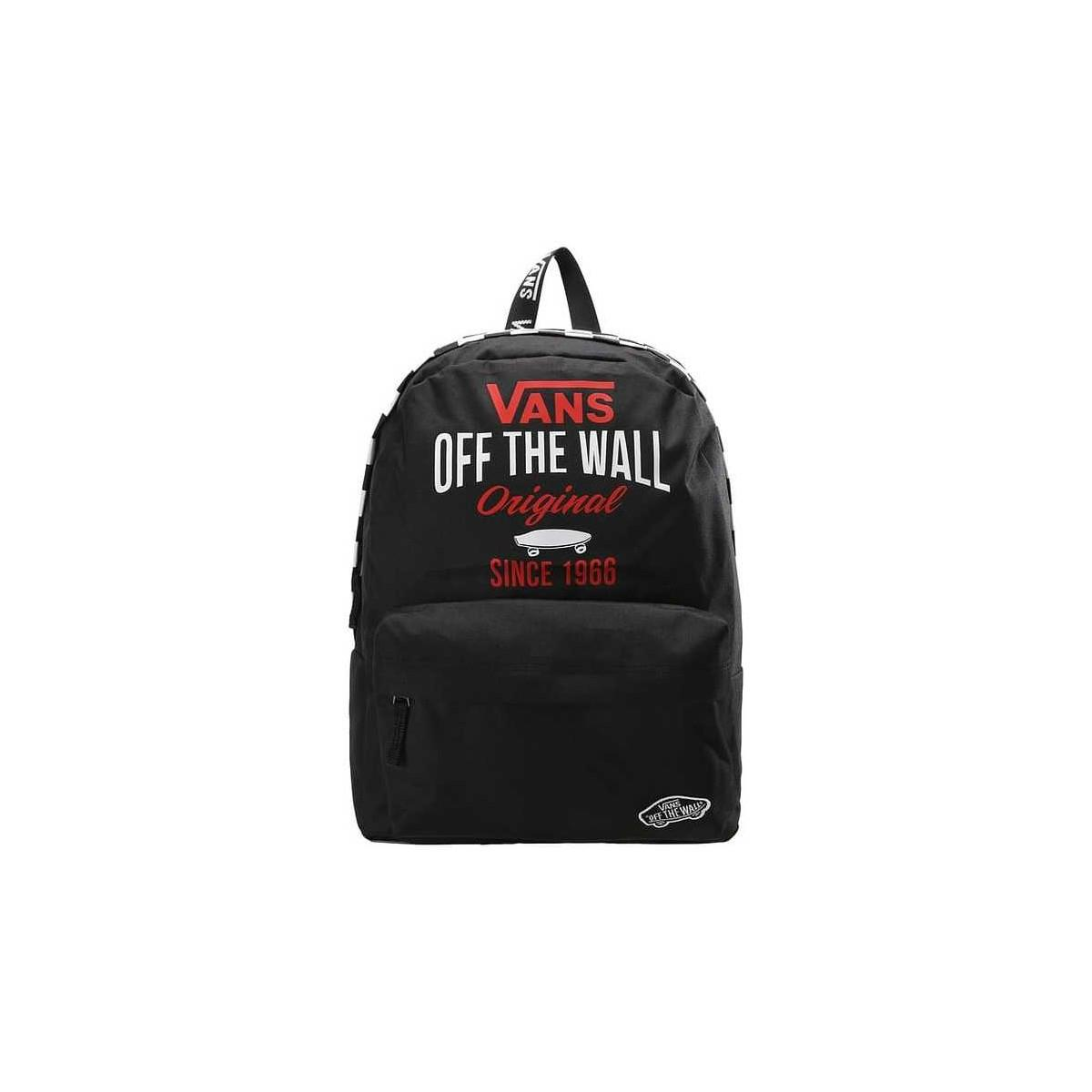 597deccdab Vans Sporty Realm Backpack Red