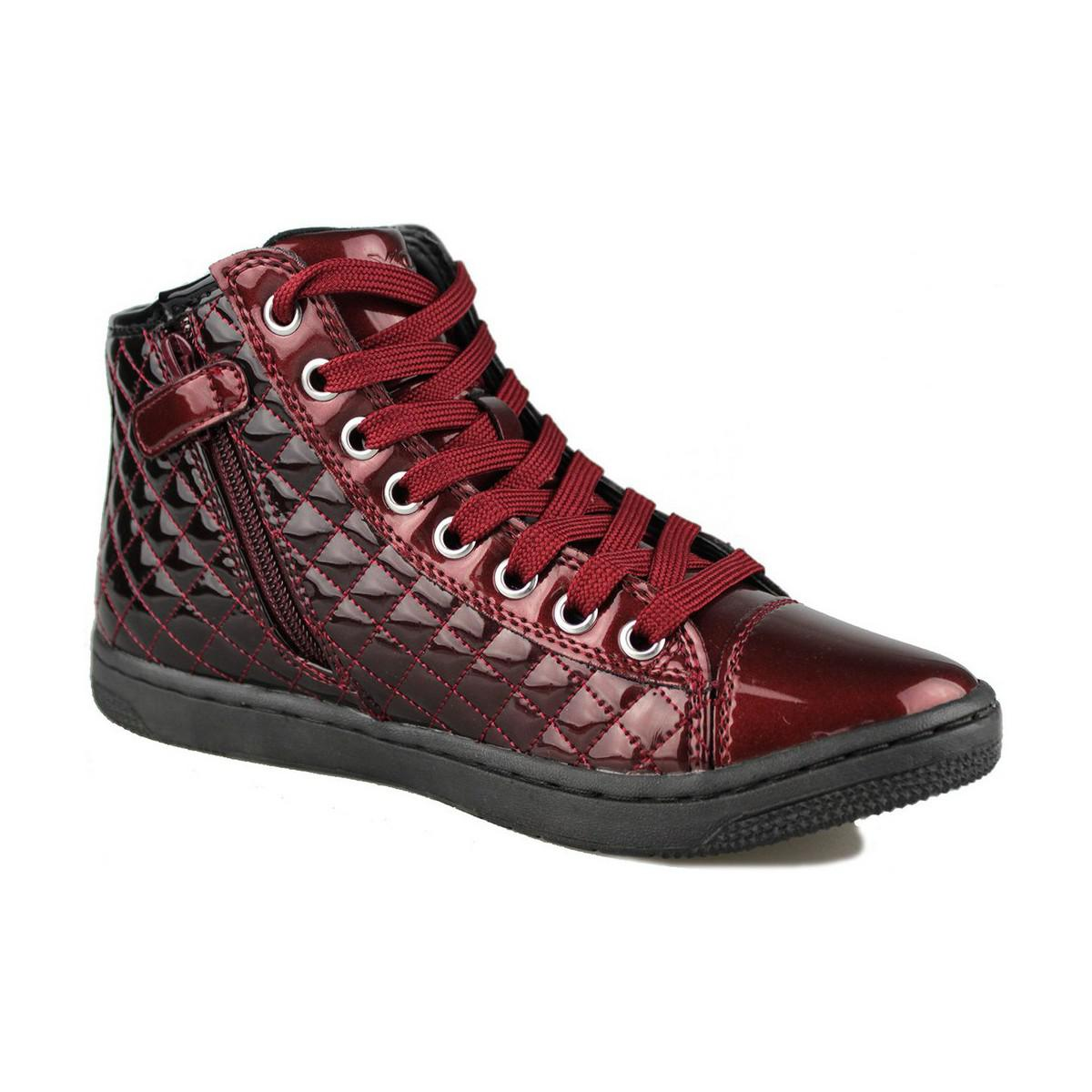 b1c49c4cac Geox. Jr Kalispera Girl Booties Women's Shoes (high-top Trainers) In  Multicolour