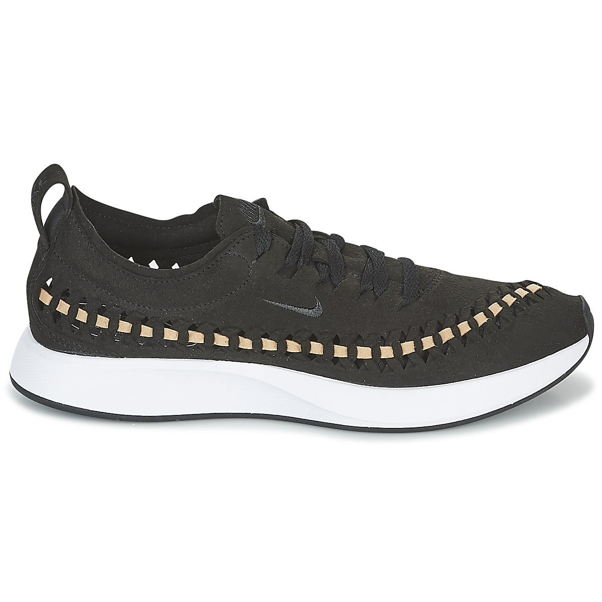 37602d950b6 Nike - Black Dualtone Racer Woven W Shoes (trainers) - Lyst. View fullscreen