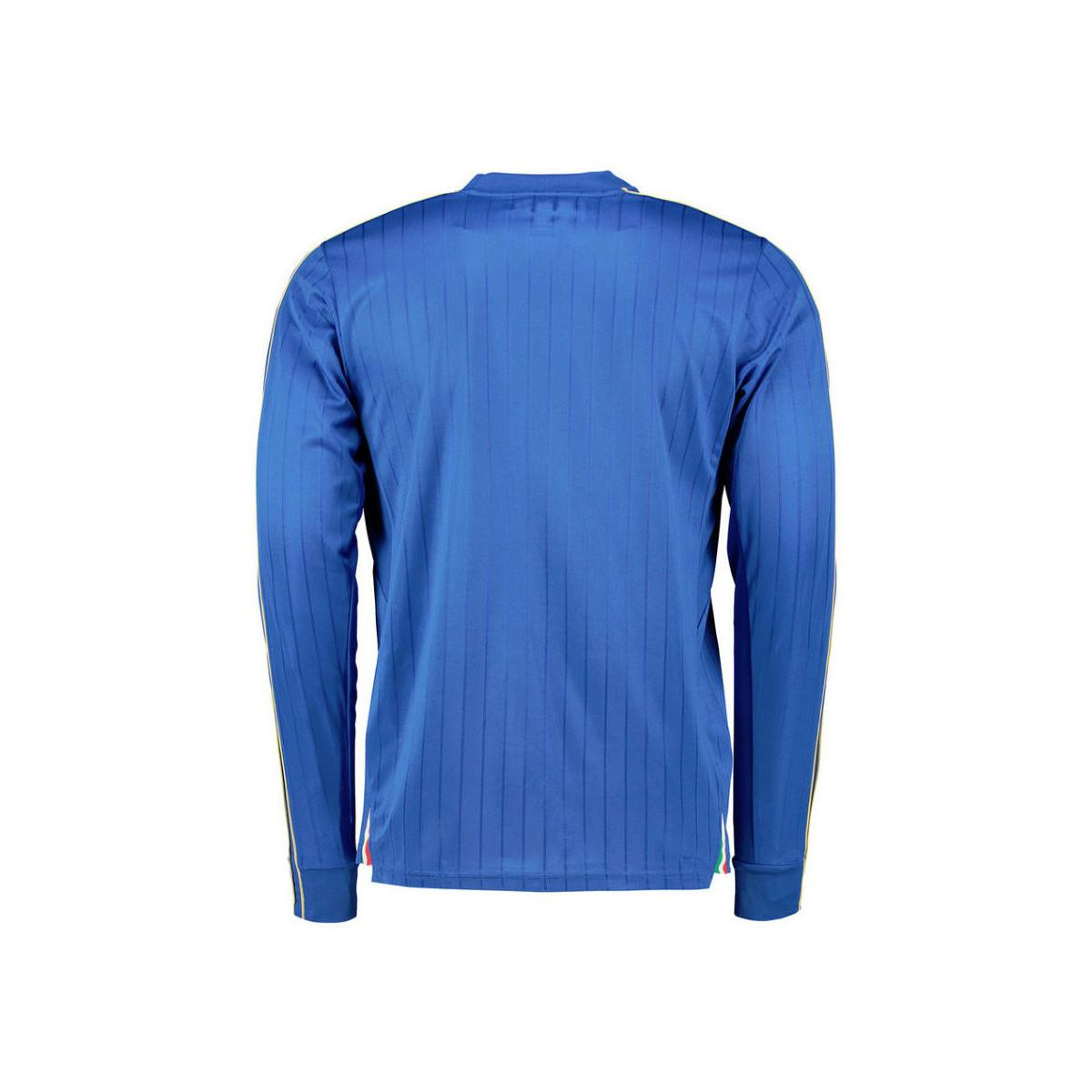 d5eb69a1bcc Puma 2016-2017 Italy Long Sleeve Home Shirt (chiellini 3) Men s In ...