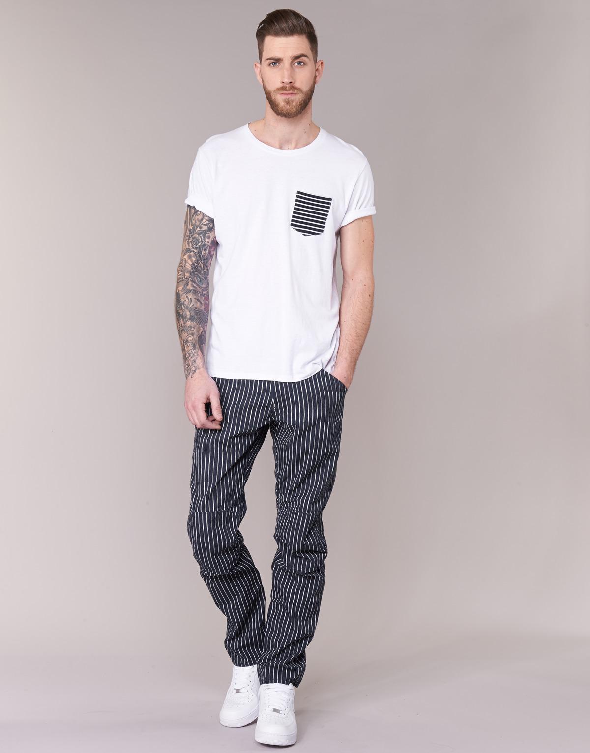 b063d2f4e59e64 G-Star RAW 5622 3d Tapered Coj Jeans in Blue for Men - Lyst