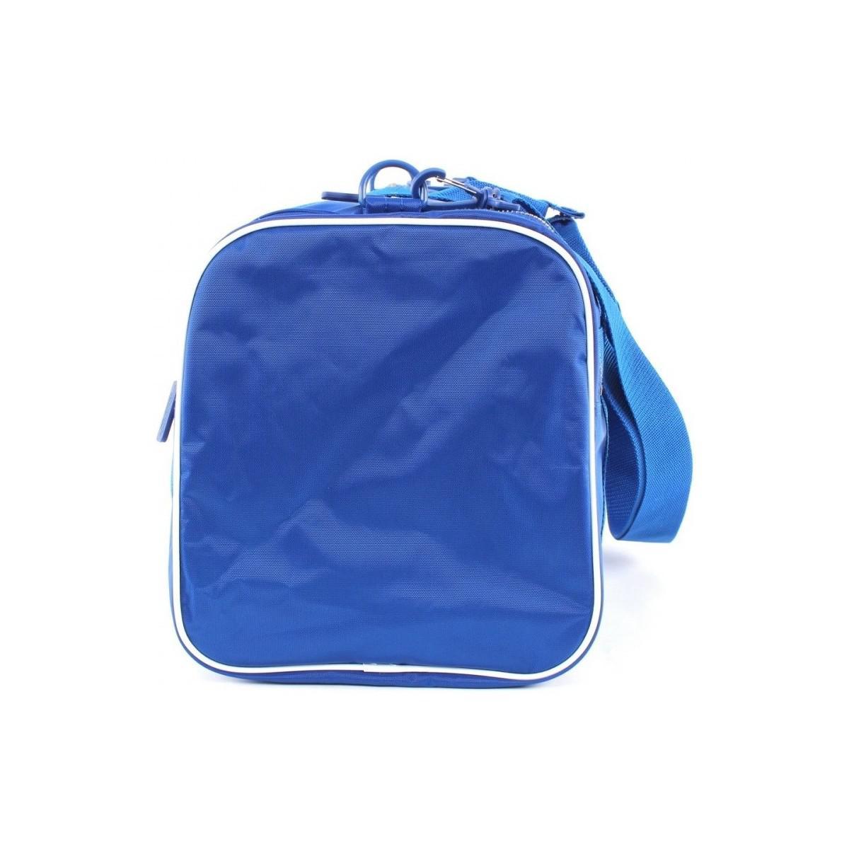 ec67a84120 Adidas - Blue Duffle L femmes Sac de sport en bleu for Men - Lyst. Afficher  en plein écran