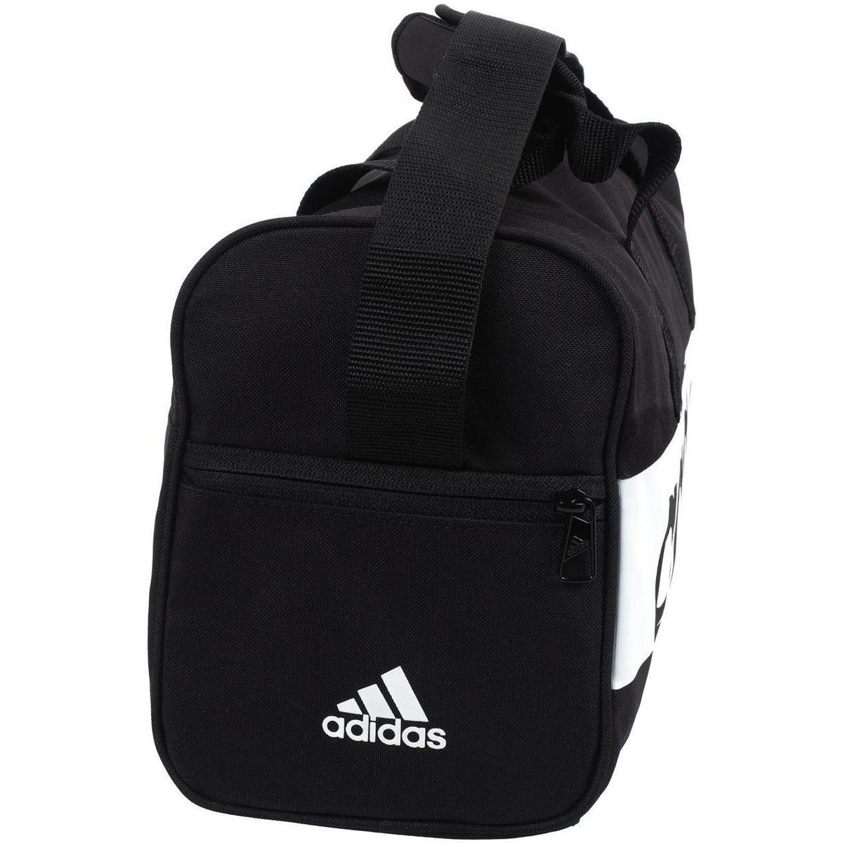 04aafcb102 Lyst - Lin per tb xs noir hommes Sac de sport en Noir adidas pour ...