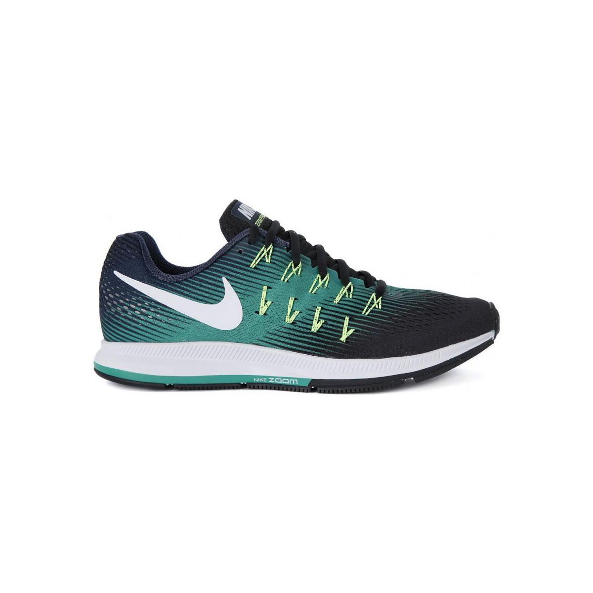 2baac9816ee Nike Zoom Pegasus 33 Men s Running Trainers In Multicolour for Men ...