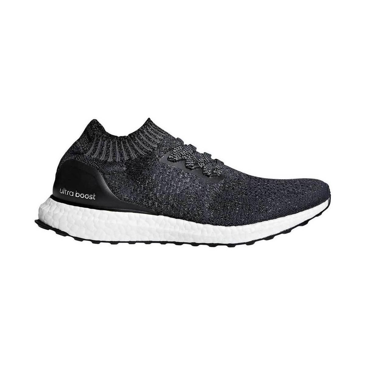 3d8e5d48e3b30 adidas. Black Ultraboost Uncaged Shoes ...