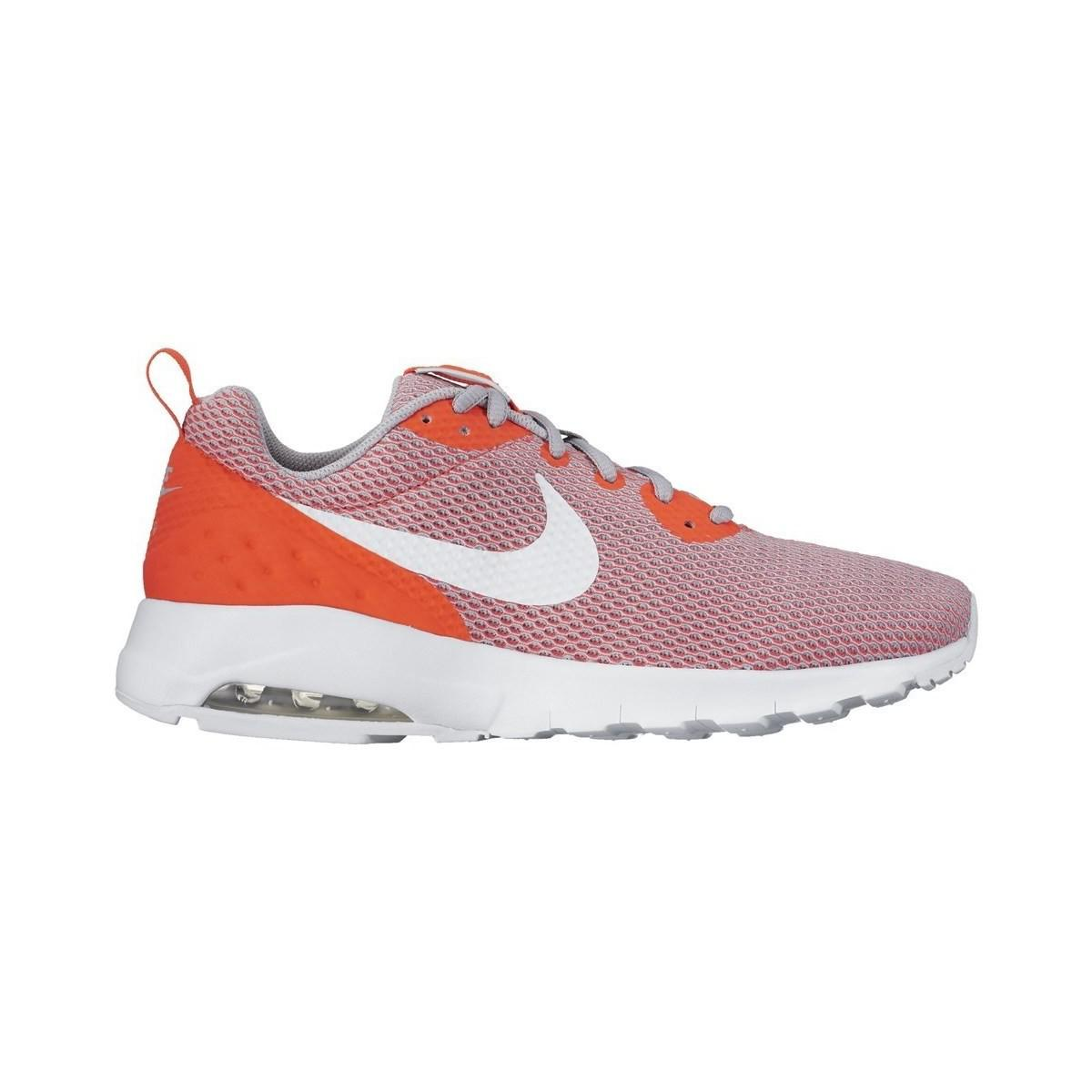698f6e874f127b Nike Air Max Motion Lw Se Men s Shoes (trainers) In Red in Red for ...
