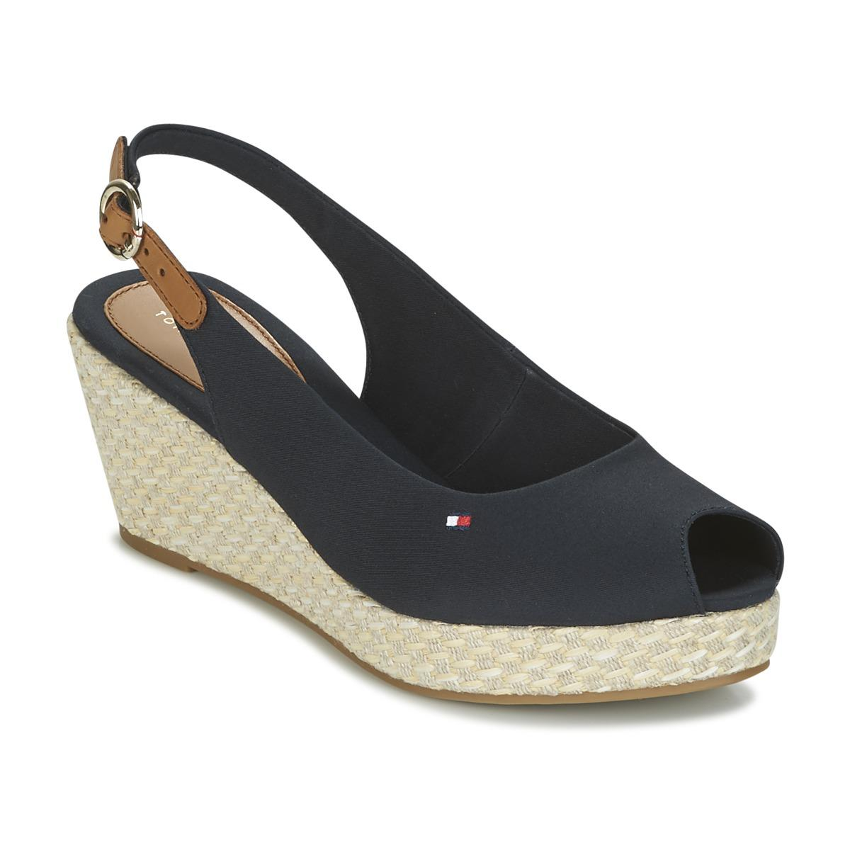 Cheap Wholesale Price Tommy Hilfiger Elba Basic Sling Back women's Sandals in For Sale For Sale KZx3Y