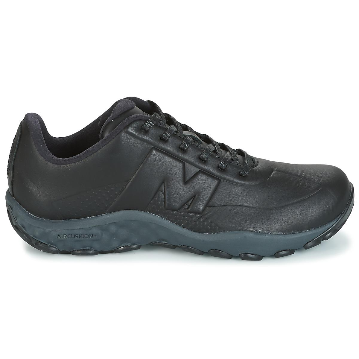 42ca5eb24db86 Merrell Sprint Lace Leather Ac Men's Shoes (trainers) In Black in ...