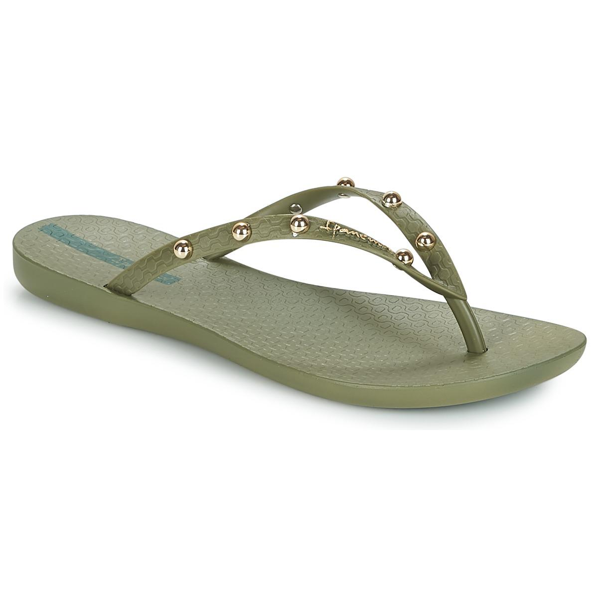 4509edb7cd7 Ipanema Wave Glam Women s Flip Flops   Sandals (shoes) In Green in ...