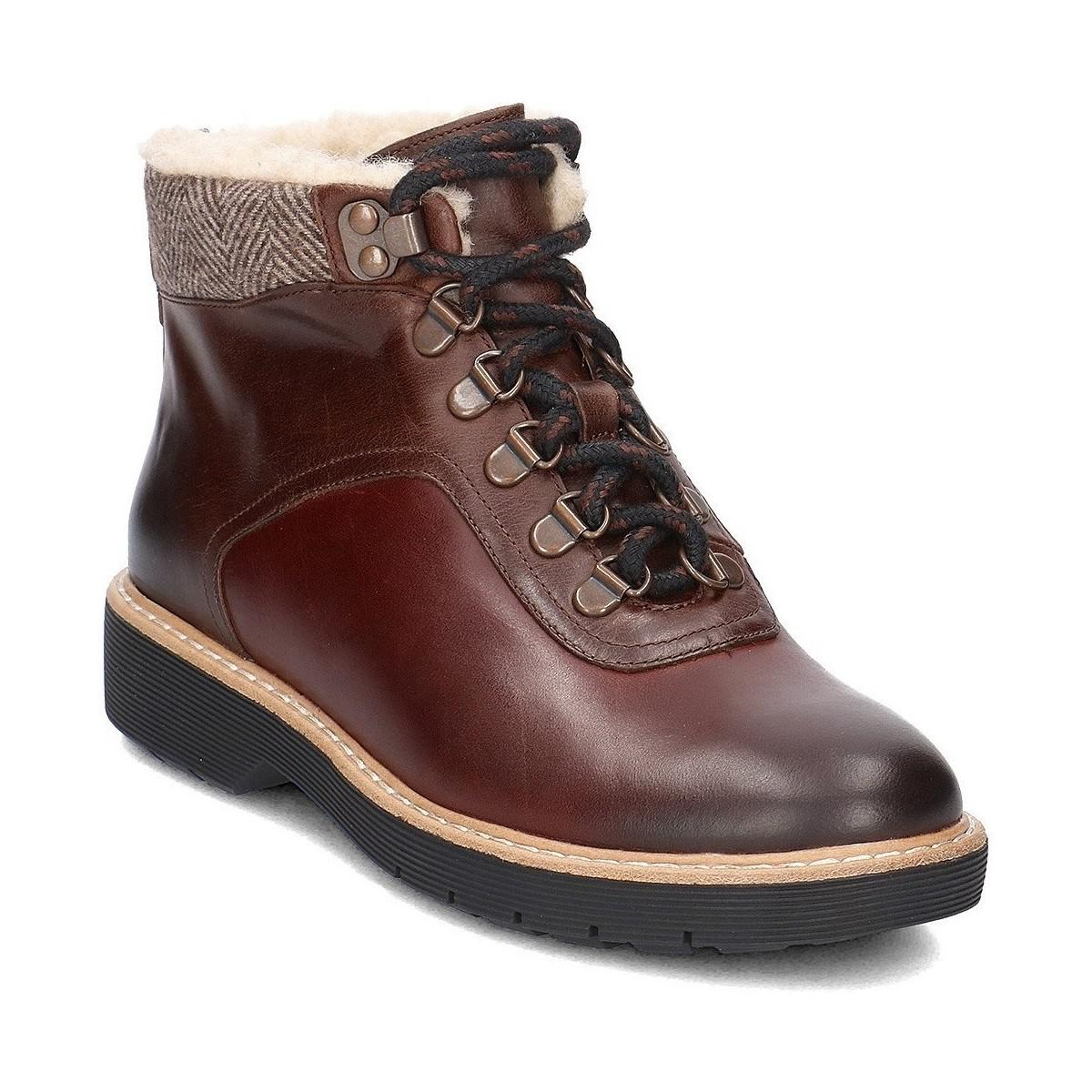 Wide Range Of For Sale Sale Pictures Clarks WITCOMBE ROCK women's Mid Boots in Yp5M8EPs6