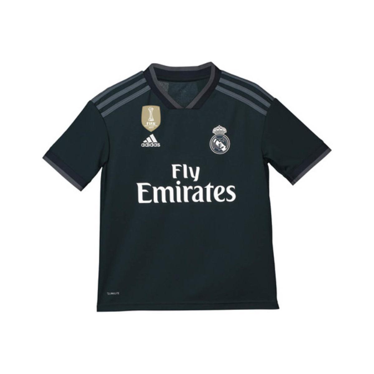 99b34ff97 adidas 2018-2019 Real Madrid Away Shirt (kids) Women s T Shirt In ...