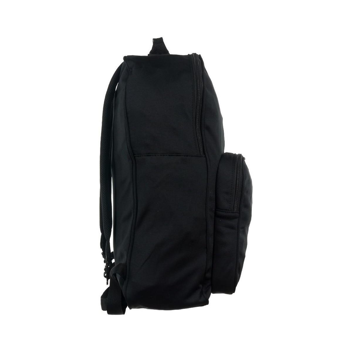 e3cd6b99dab4 Adidas Originals Classic Tricot Men s Backpack In Black in Black for ...