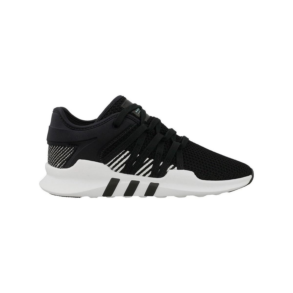 new style 03978 4f88d Adidas - Eqt Racing Adv W Womens Shoes (trainers) In White - Lyst. View  fullscreen