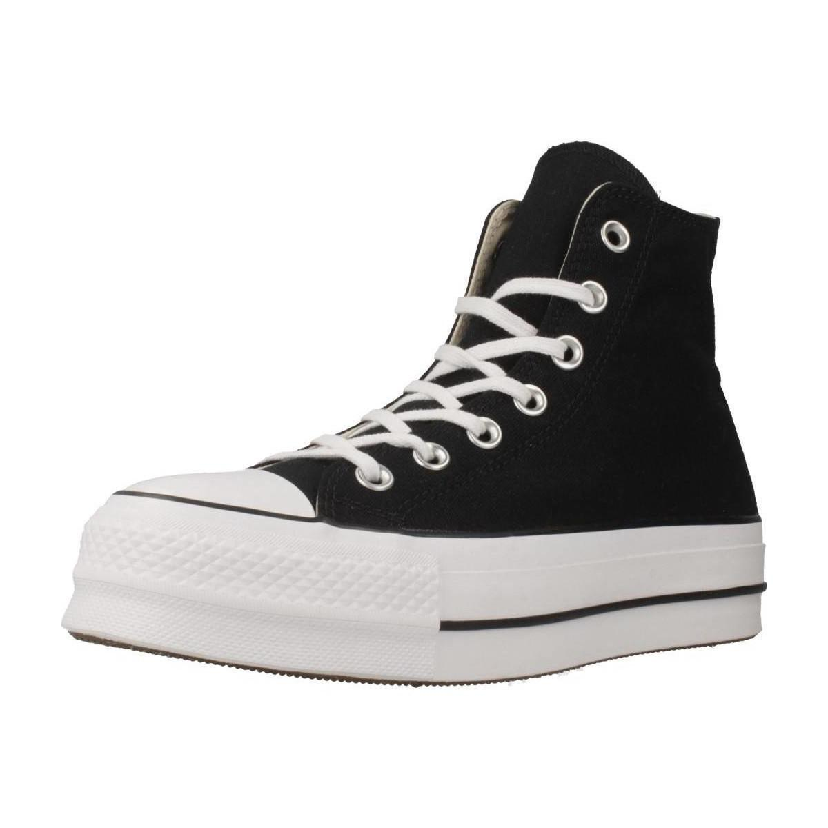 df8a48eaaaf7 Converse Chuck Taylor All Star Lift Women s Shoes (high-top Trainers ...