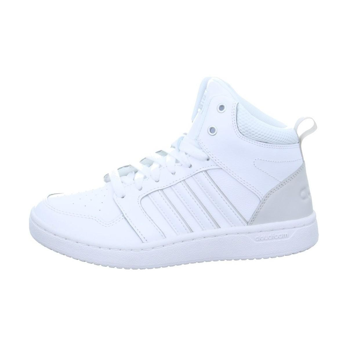 the best attitude 9ae2c 8201d adidas Cf Superhoops Mid W Womens Shoes (high-top Trainers)
