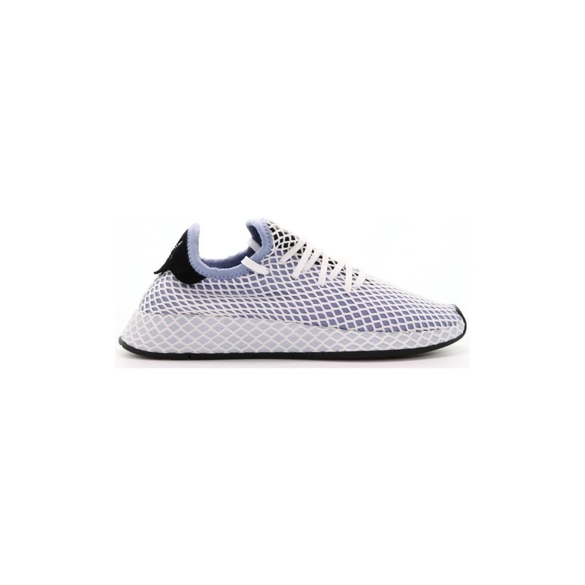 quality design 6d72b 0a425 Adidas Deerupt Runner Womens Shoes (trainers) In Multicolour