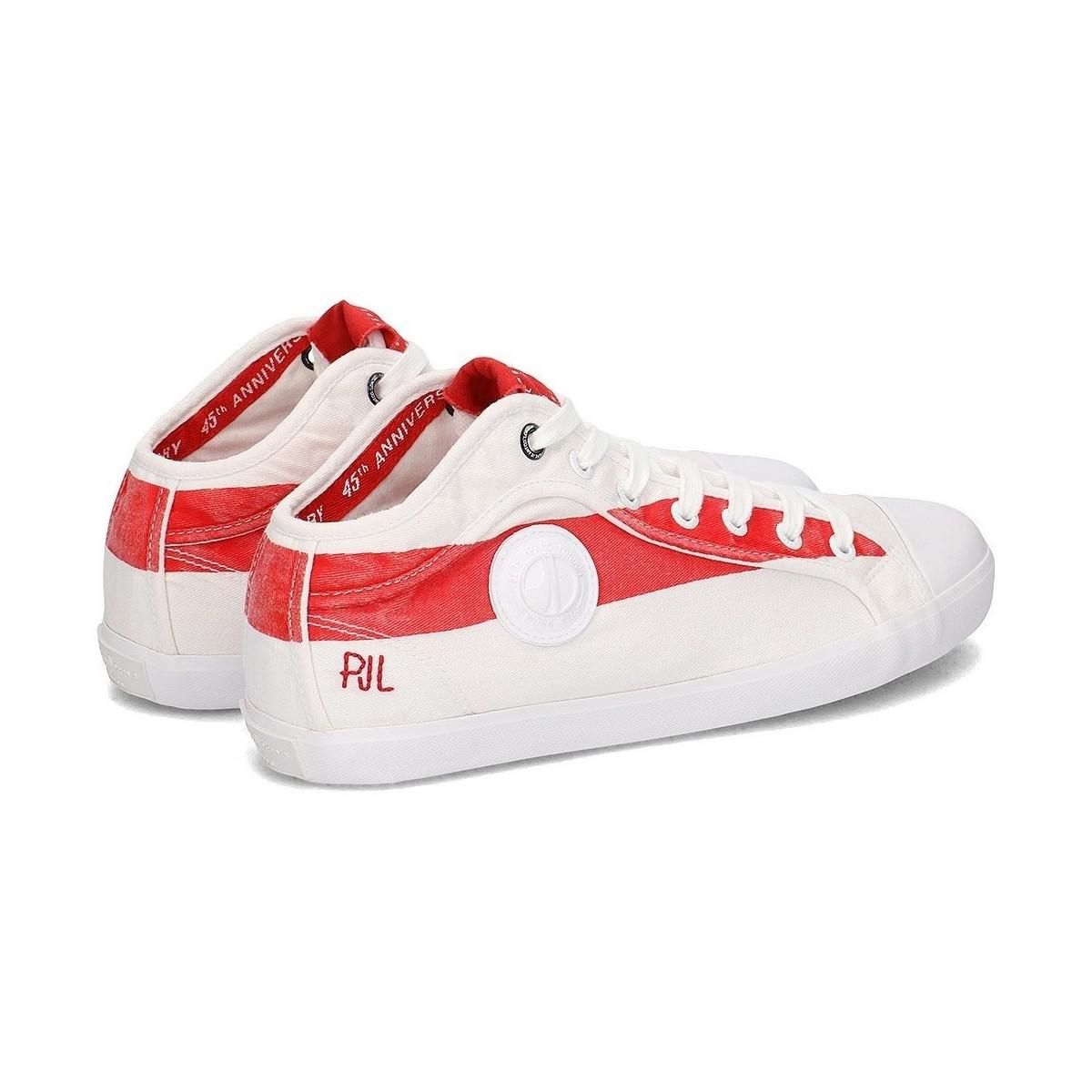 Pepe Jeans IN 45 - Trainers - red SW8jRO21n