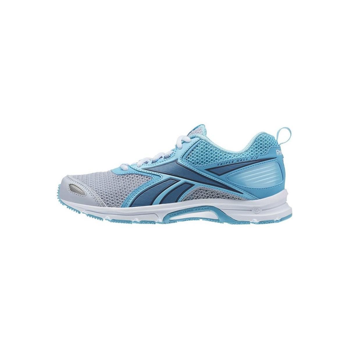 34be2e943be2 Reebok - Triplehall 50 Women s Shoes (trainers) In White - Lyst. View  fullscreen