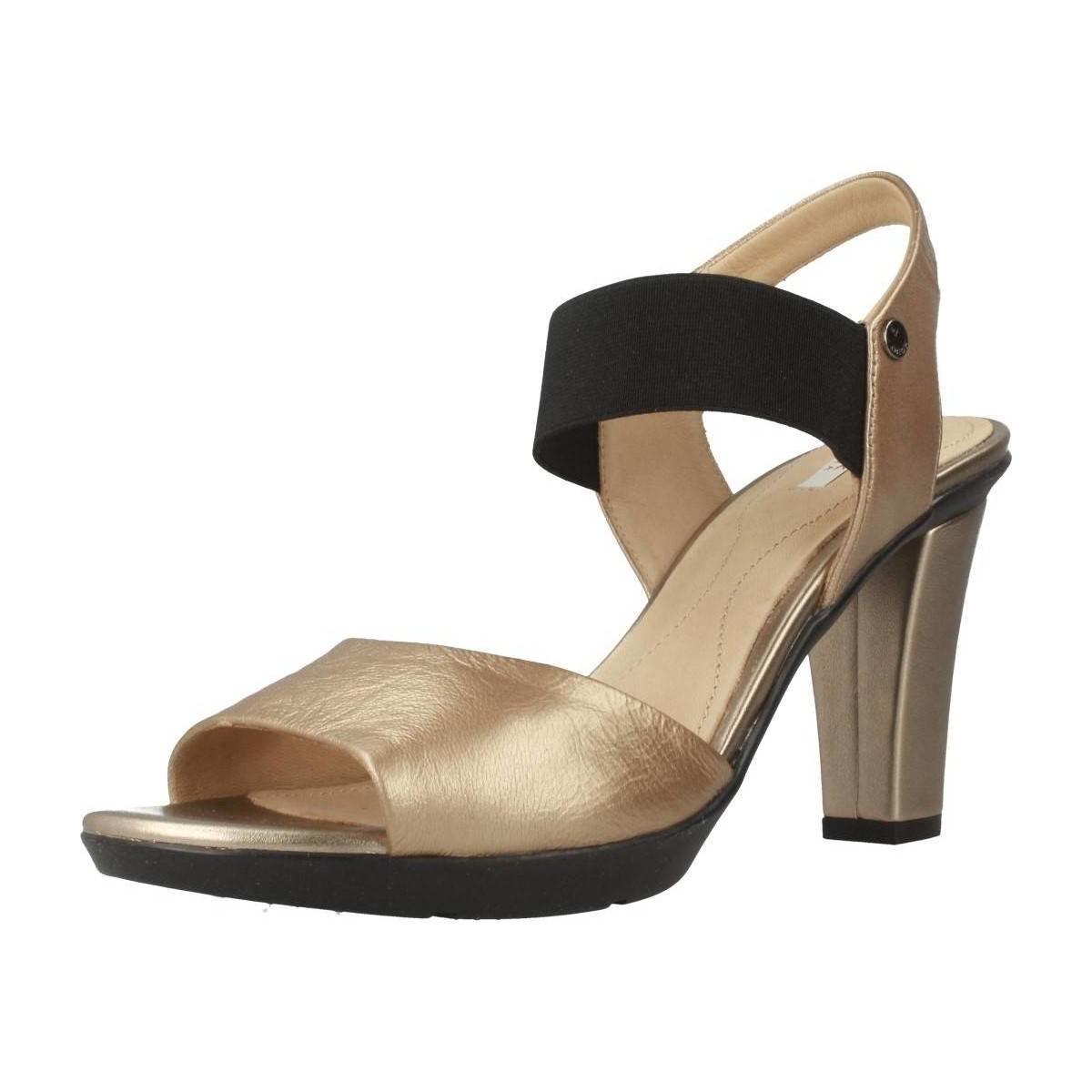 Womens D Annya Mid C Open Toe Sandals Geox EKksgphkR