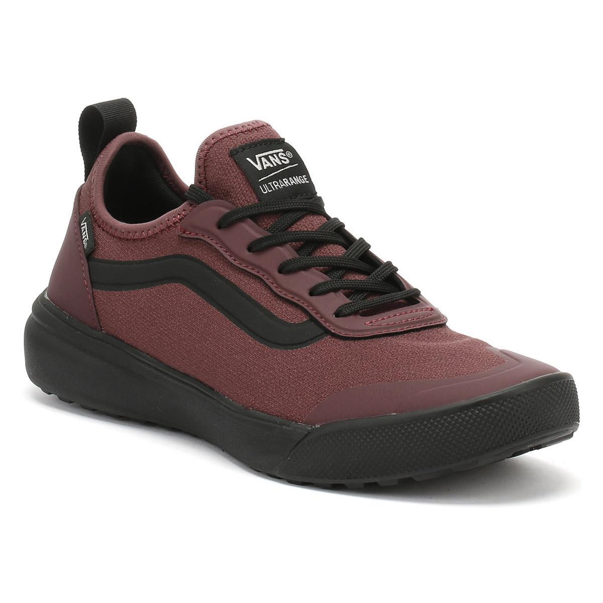 Vans - Catawba Grape Burgundy   Black Ultrarange Ac Trainers Men s Shoes  (trainers) In. View fullscreen f4bb960ee