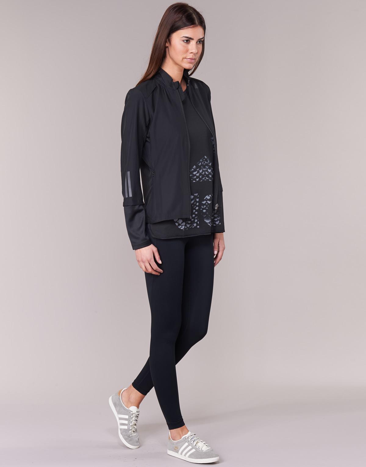 874d59c86532 Adidas - Rs Wind Jkt W Women s Tracksuit Jacket In Black - Lyst. View  fullscreen