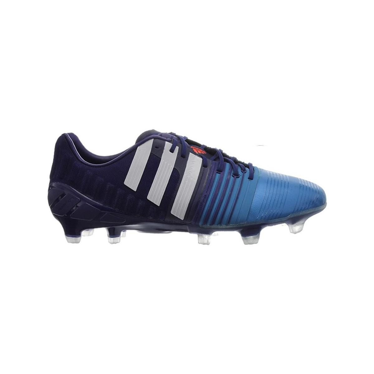 best loved e1b31 c9b7d ... canada adidas. nitrocharge 10 fg mens football boots in white f38ae  0340c