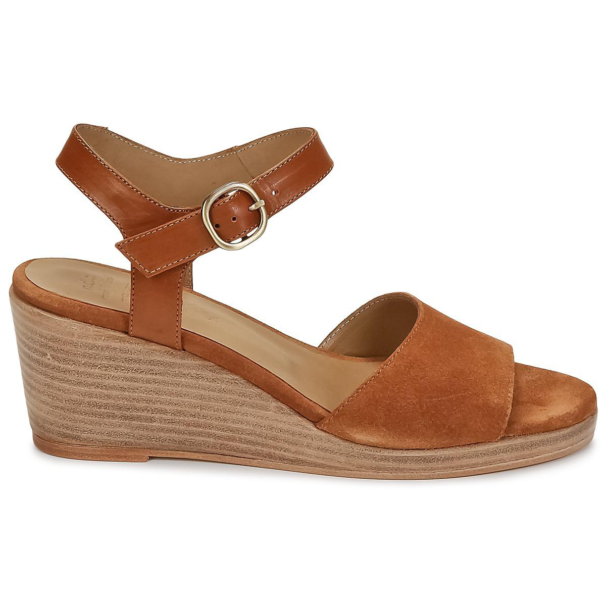 Many Styles Discount n.d.c. LAS SALINAS women's Sandals in Outlet Fashionable Natural And Freely Outlet Nicekicks 6et0ZyZ