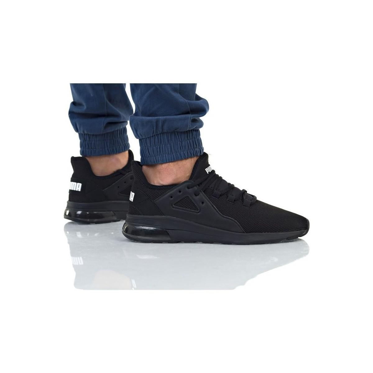 8de3787a9530 PUMA Electron Street Men s Shoes (trainers) In Black in Black for ...