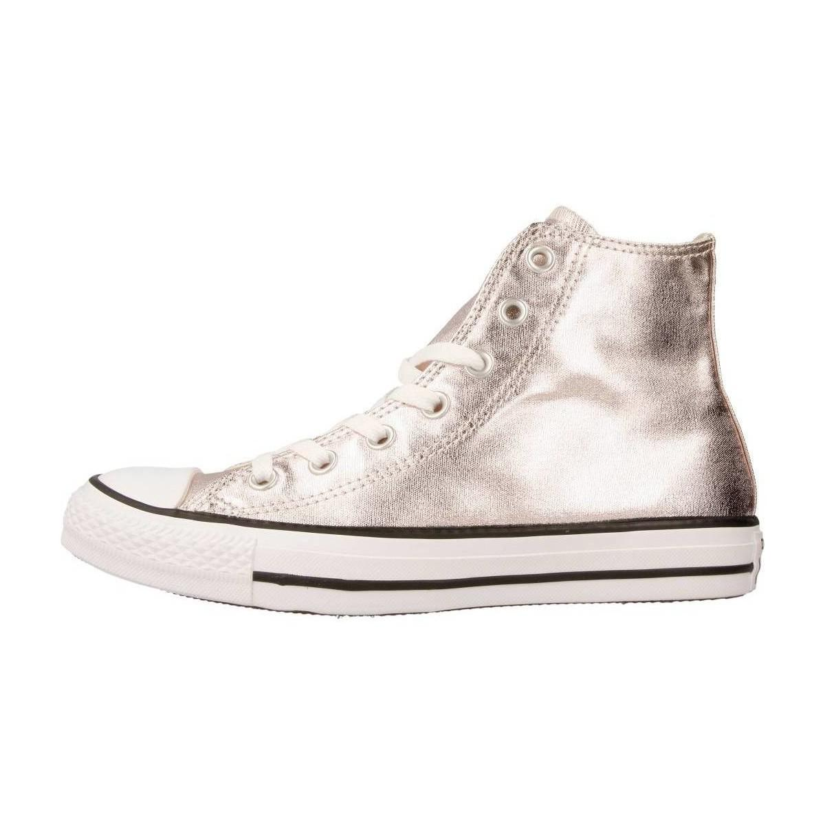 6b73f1f207c1 Converse Ctas Hi Rose Quartz white b Women s Shoes (high-top ...