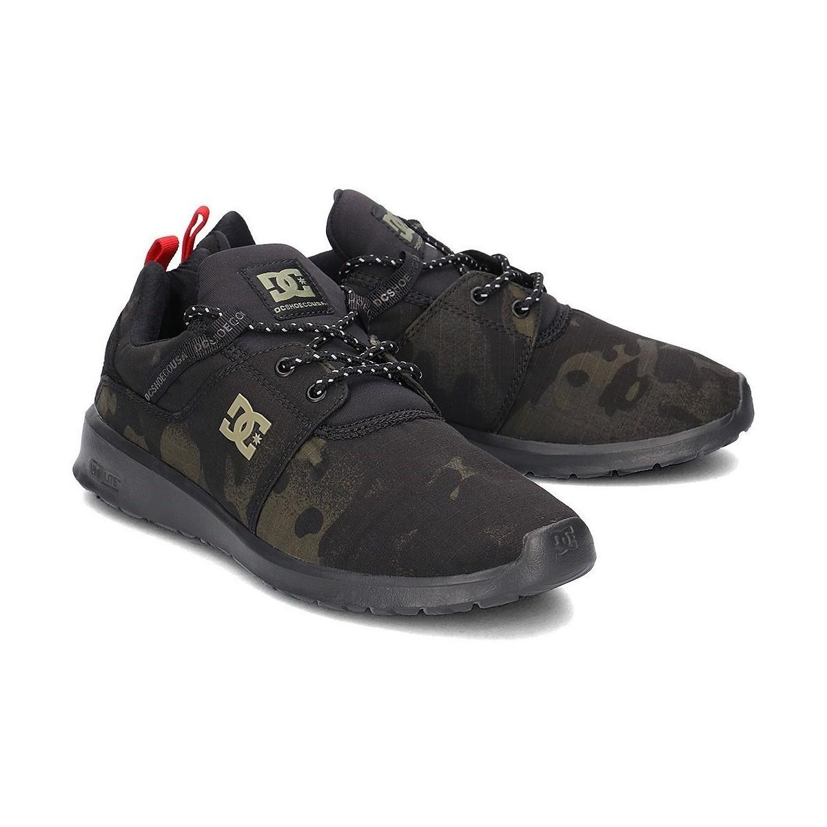DC Shoes - Heathrow Tx Se Men s Shoes (trainers) In Black for Men -. View  fullscreen f490c416ef1e6