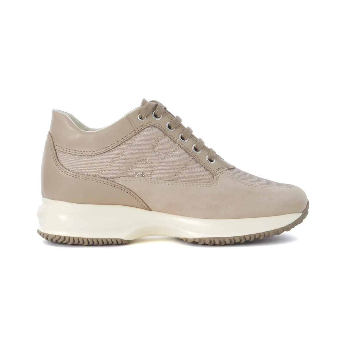 Clearance Order Buy Cheap Looking For Hogan Interactive leather sneaker women's Shoes (Trainers) in Free Shipping Cost Discount 2018 Unisex 6CNtqqy1H