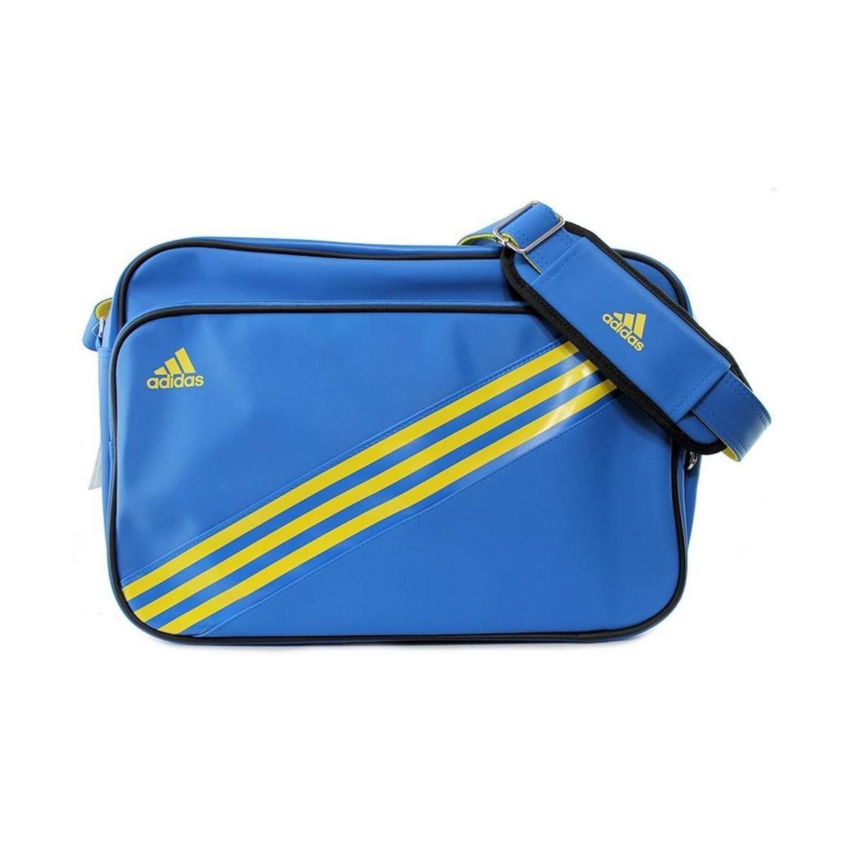 adidas Enamel 3s M Men s Messenger Bag In Yellow in Yellow for Men ... 5c602d7da9