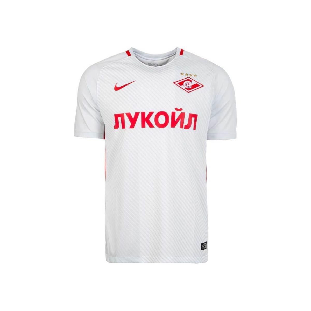 Lyst - Nike 2017-2018 Spartak Moscow Away Football Shirt Women s T ... 4e98f4ce7