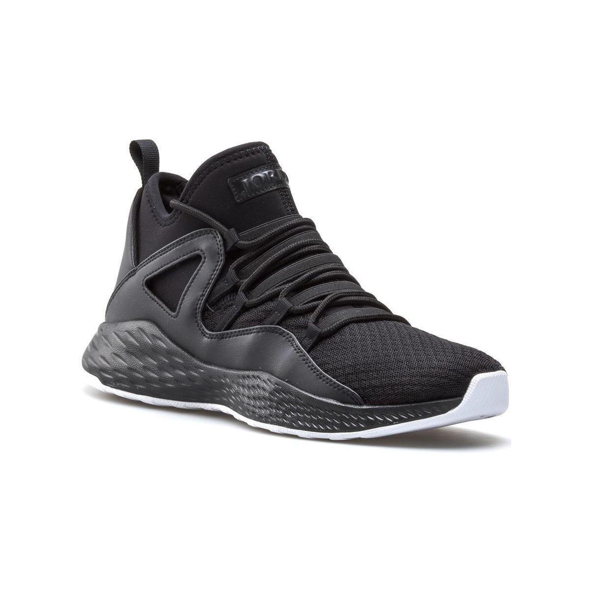 cea8e812732 Nike Jordan Formula 23 Men's Basketball Trainers (shoes) In Black in ...
