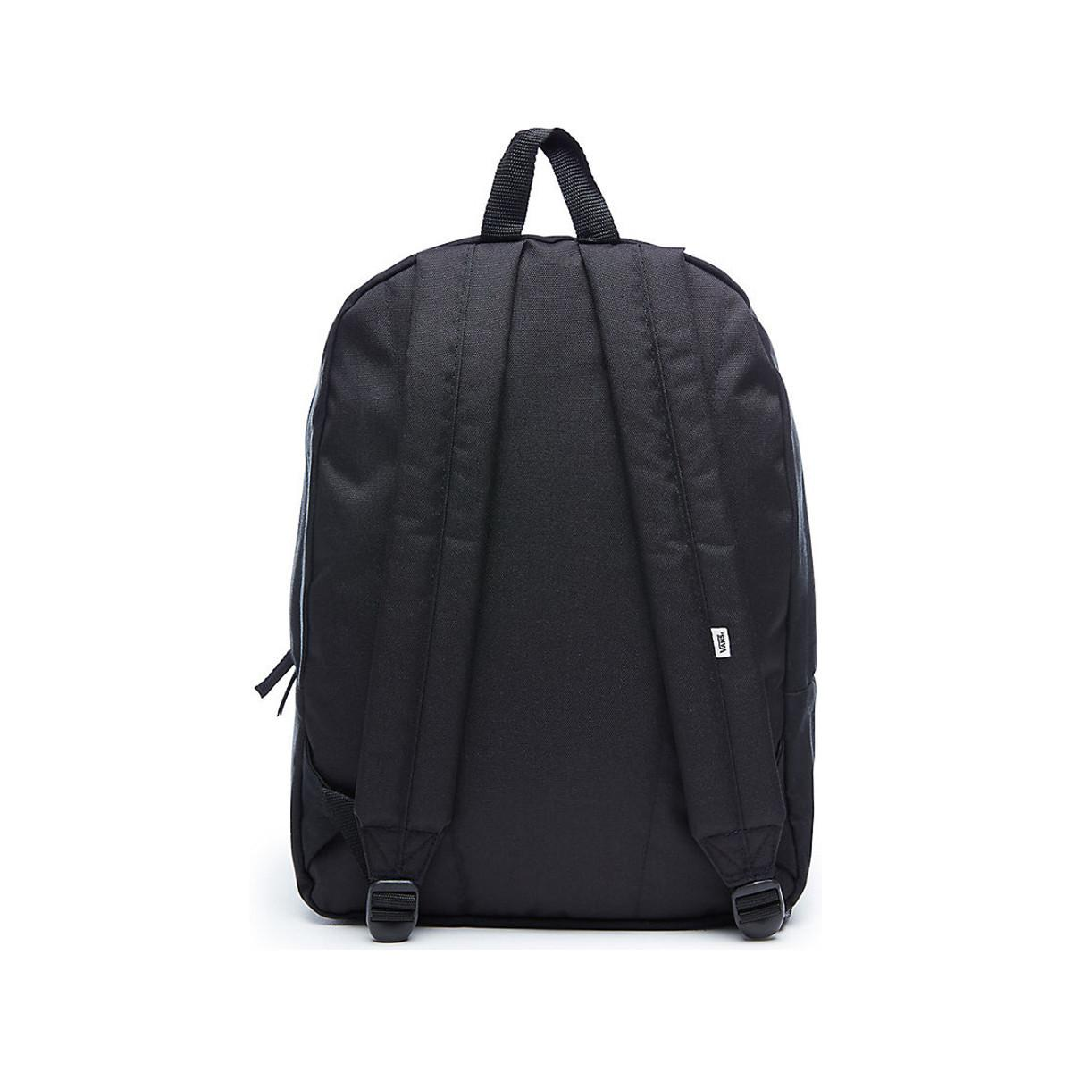 7fc1b8ebfe Vans Realm Classic Backpack - Black Cat Women s Backpack In Black in ...