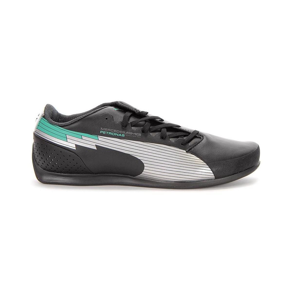 7a3e75ca503 PUMA Evospeed Low Mamgp Nm Men s Shoes (trainers) In Black in Black ...