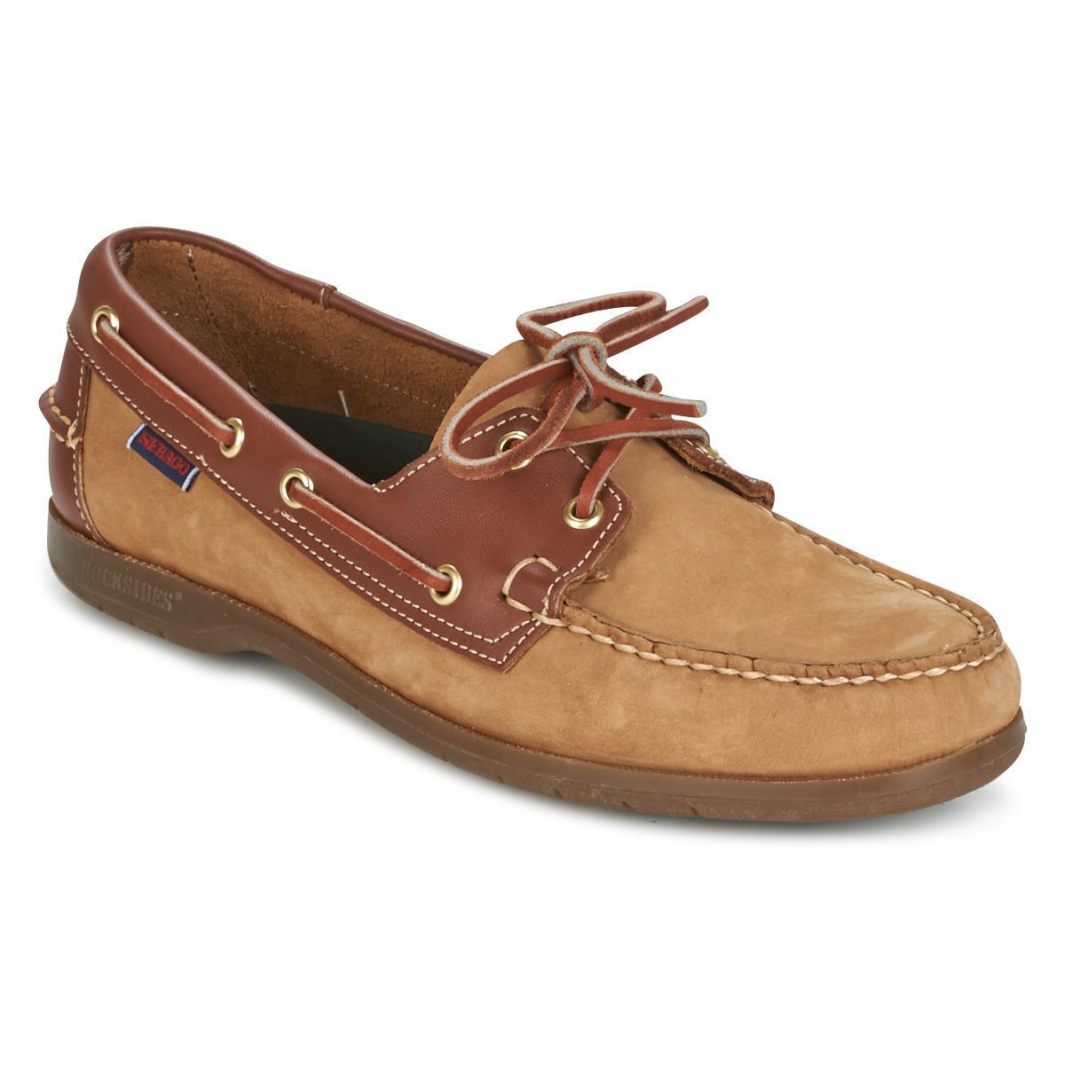 Endeavor, Mens Boat Shoes Sebago