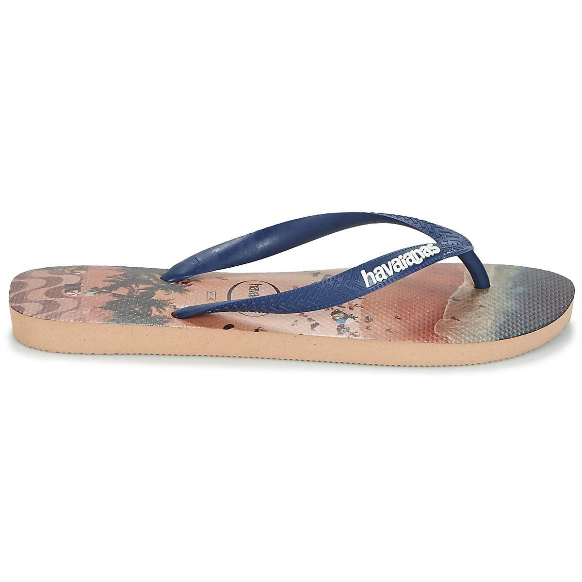 6ad6461bc071 Havaianas Hype Men s Flip Flops   Sandals (shoes) In Blue in Blue ...