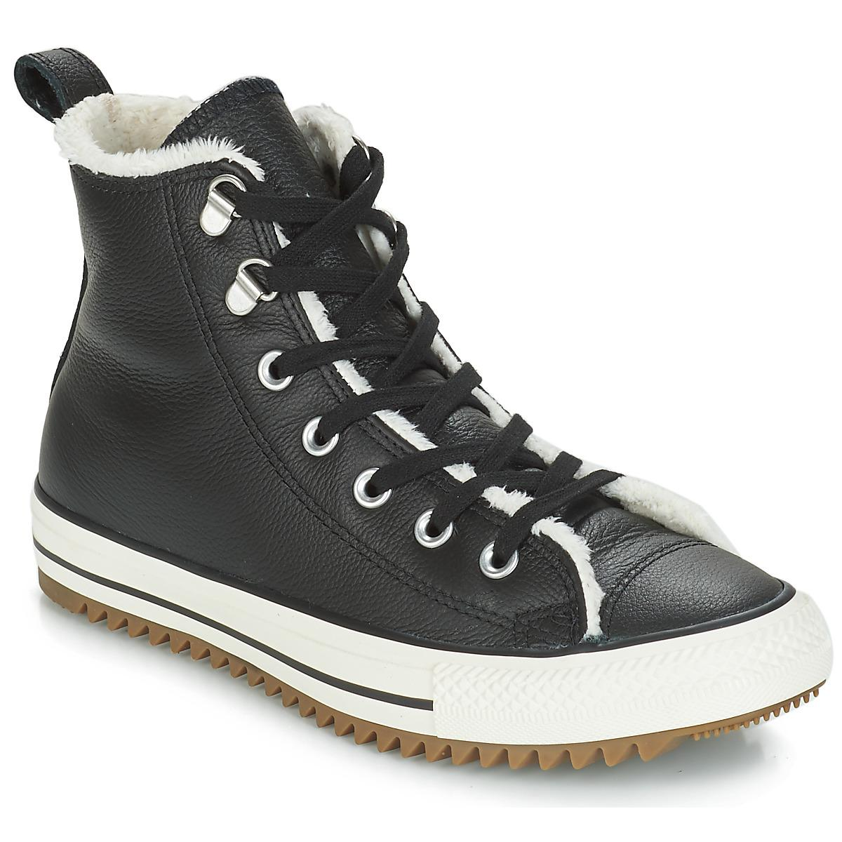 322d2e64b ... australia converse. chuck taylor all star hiker boot leather hi womens  shoes high top trainers